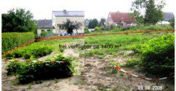 Sassnitz -die Stadt am Meer – 1500 m²  Wohnbau-(Entwicklungs)Grundstück (Innenbereich)