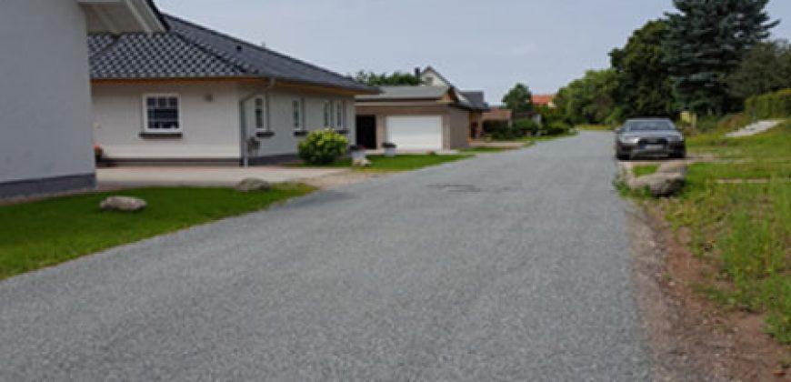 Baugrundstück in der Vinetastadt Barth