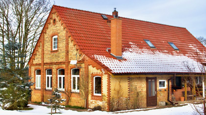 großzügiger Landsitz mit modern Ausstattung